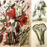 День 14. Митрохин и цветы