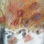 Мастер-класс #2: Пастель и крашеная поверхность