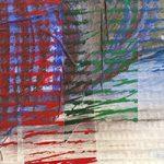 Мастер-класс #4: гофрокартон, цветной скотч и пастель